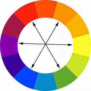 رنگ های مشابه